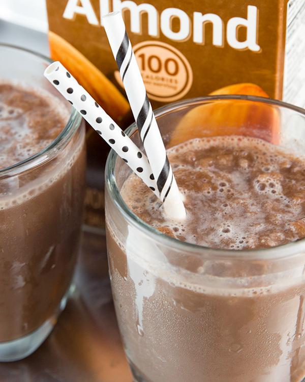 chocolate almond milk freeze 4