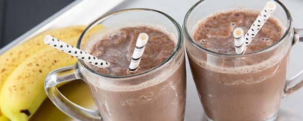 chocolate almond milk freeze 1