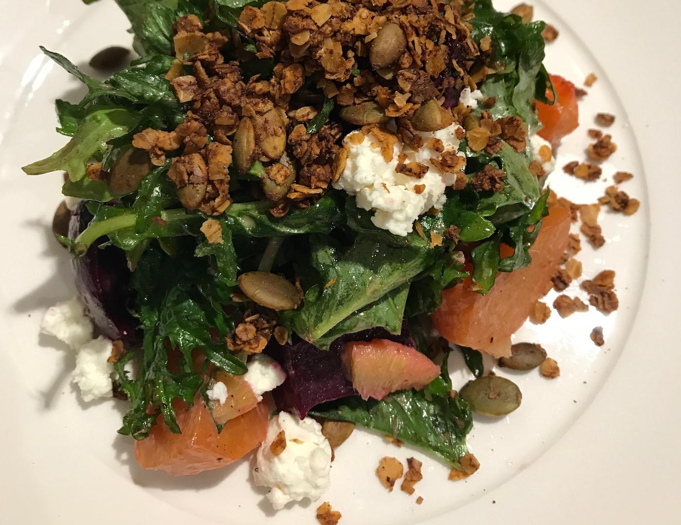 Salt Roasted Beet Salad