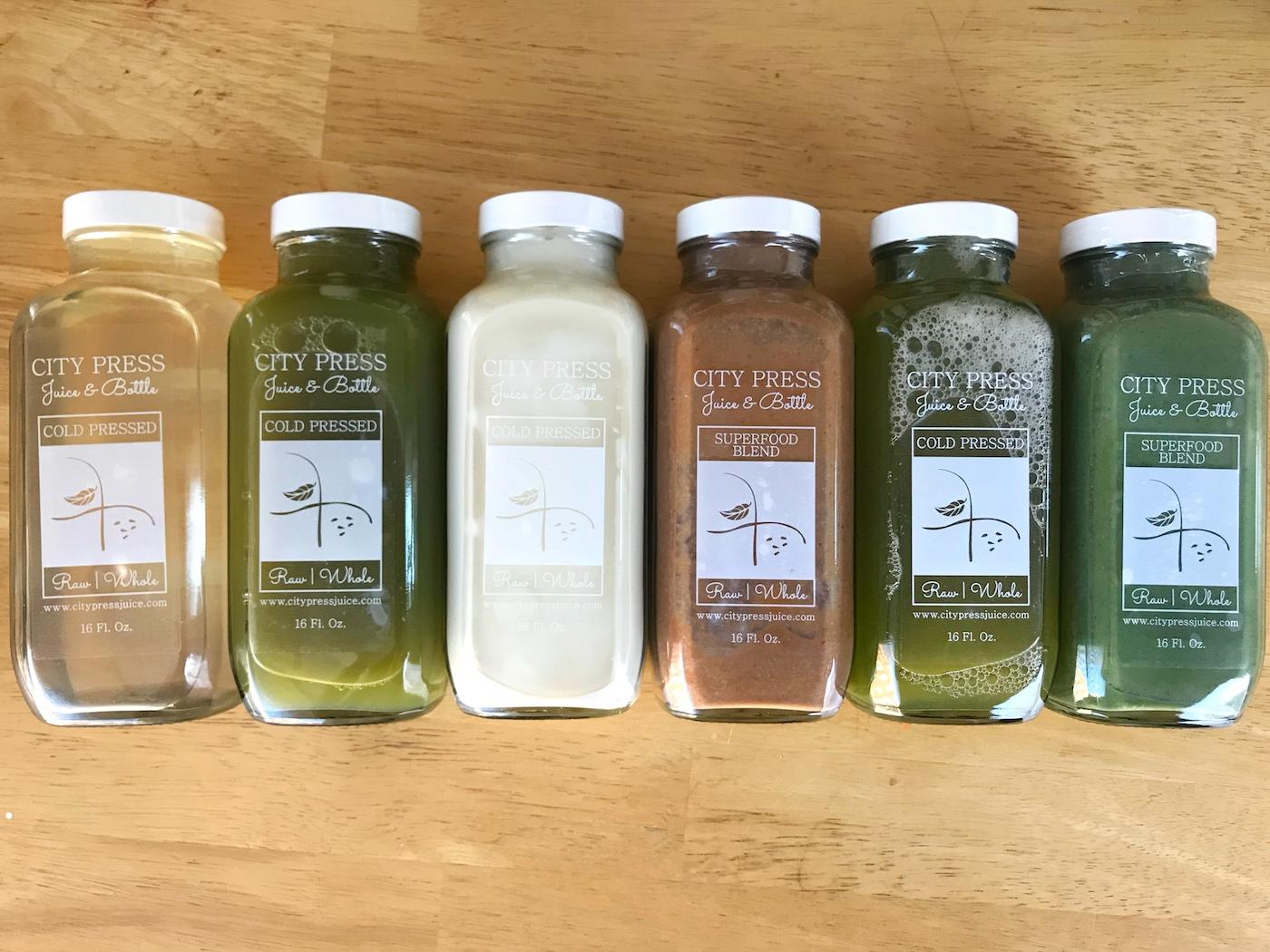 City Press Juice Cleanse