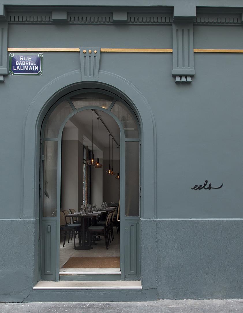 Restaurant Eels - exterior