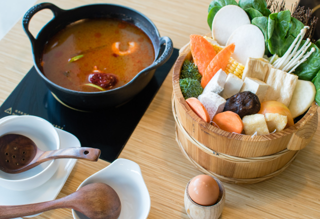 Dish of the Week - J's Mini Hotpot Deluxe