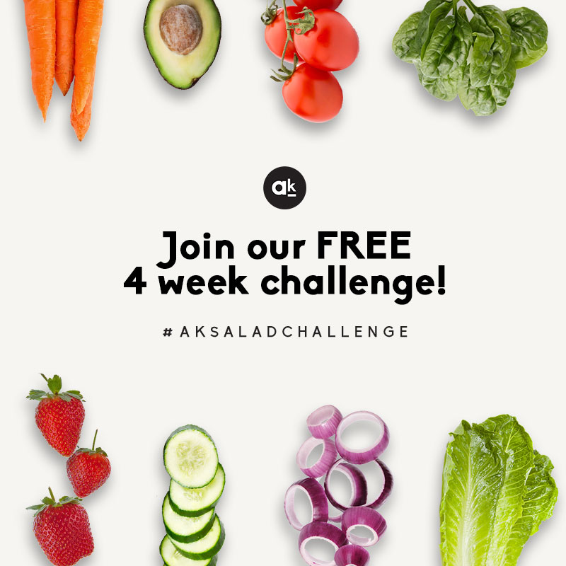 Introducing The Ambitious Kitchen Salad Challenge Yummy
