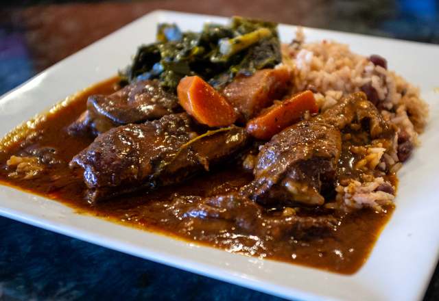 Dish of the Week - Rodney's Jamaican