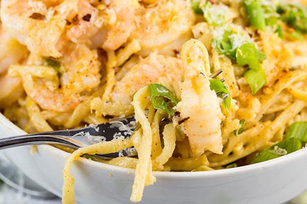 cajun shrimp pasta 4