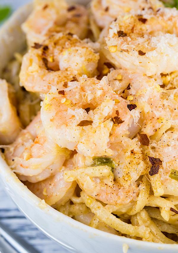 cajun shrimp pasta 2