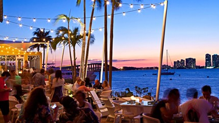 The Best Waterfront Restaurants In Miami Yummy Everyday