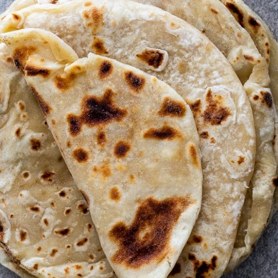 Easy flatbread