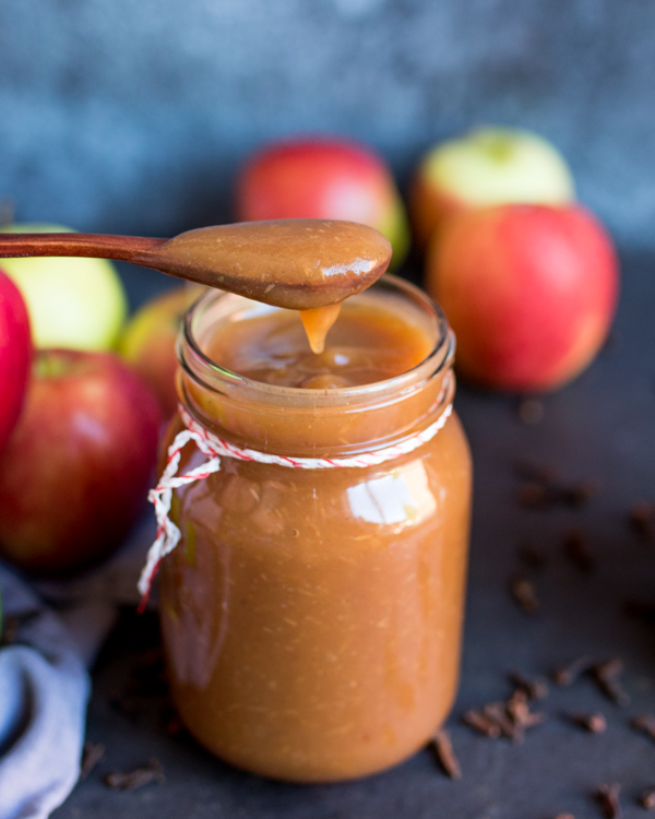 easy stovetop apple butter 2