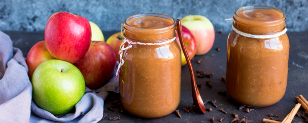 easy stovetop apple butter 1