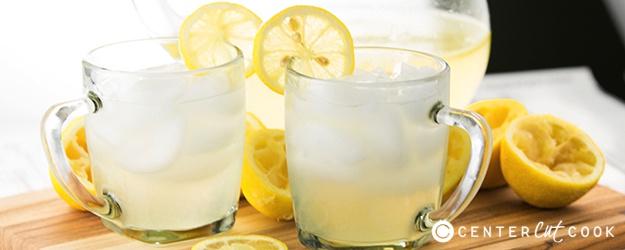 Perfect Homemade Lemonade