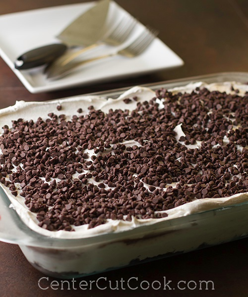 Chocolate lasagna 3
