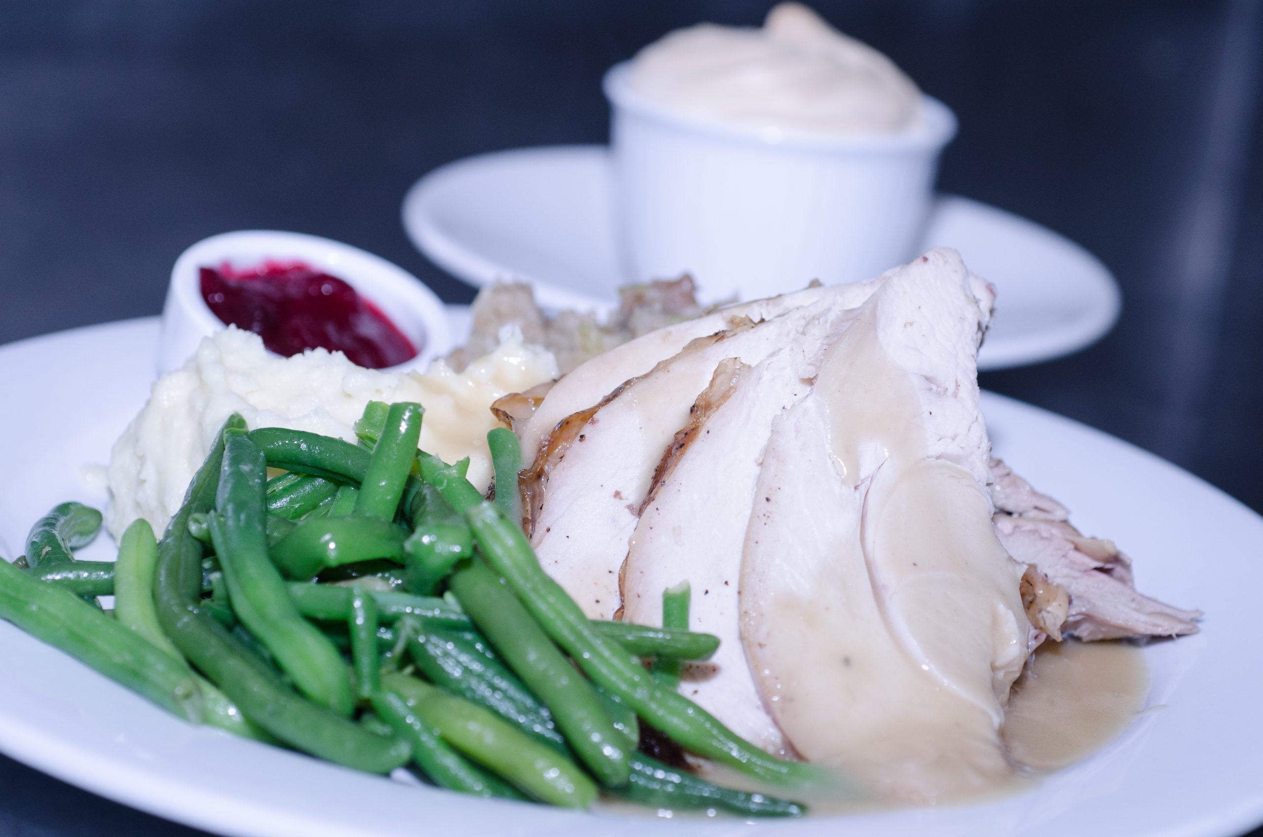 Prairie Grass Cafe Thanksgiving Dinner