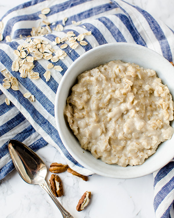 how to cook oatmeal