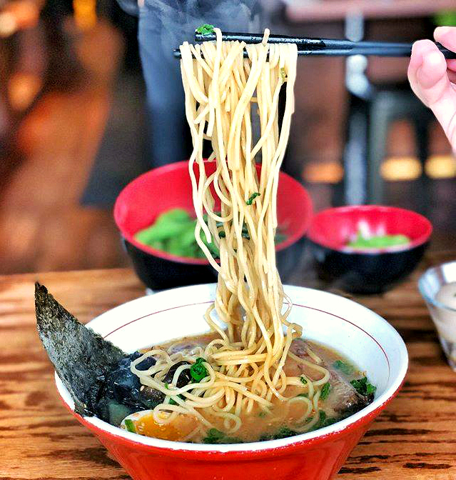 Strings Ramen National Noodle Day