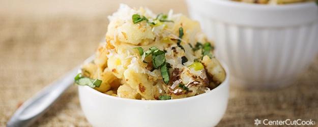 Roasted Cauliflower {like Girl and the Goat}