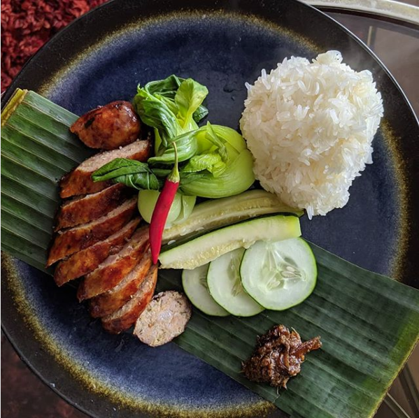 The Laotian spot Taurus Ox opens in the former space of Little Uncle in Capitol Hill today.