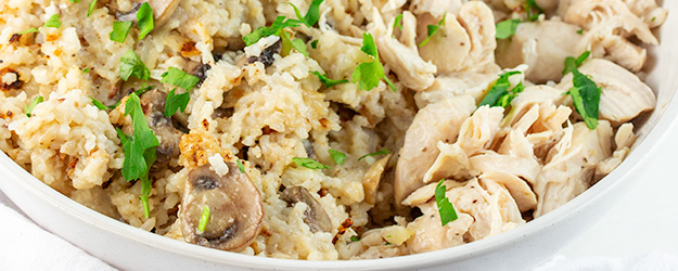 instant pot chicken rice 1