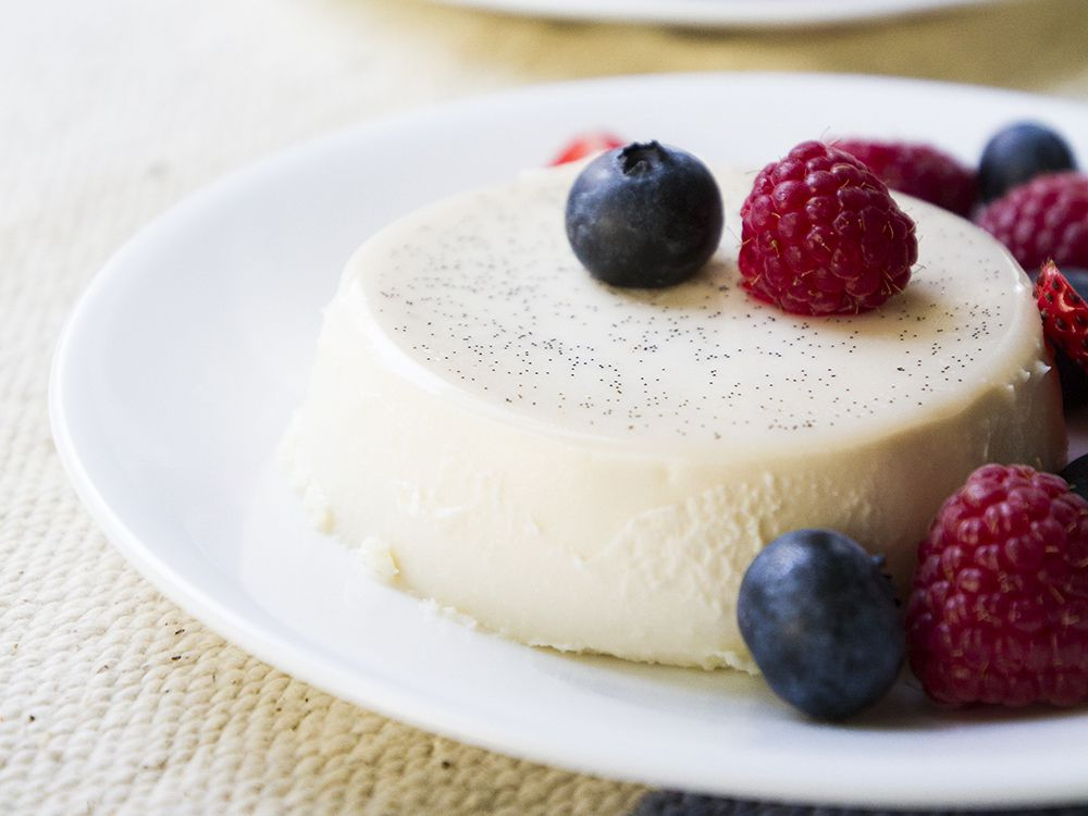 "While ""vanilla"" is often used as a synonym for plain or boring, the flavor of this complex spice is anything but. We love this simple <a href=""https://www.saveur.com/article/Recipes/Panna-Cotta/"">Panna Cotta</a>, an Italian-inspired dessert (the name means ''cooked cream'') that can be dressed up with almost any kind of fresh fruit. If you're not a fan of rich chocolate desserts, look to these dreamy, vanilla recipes to satisfy your sweet tooth."