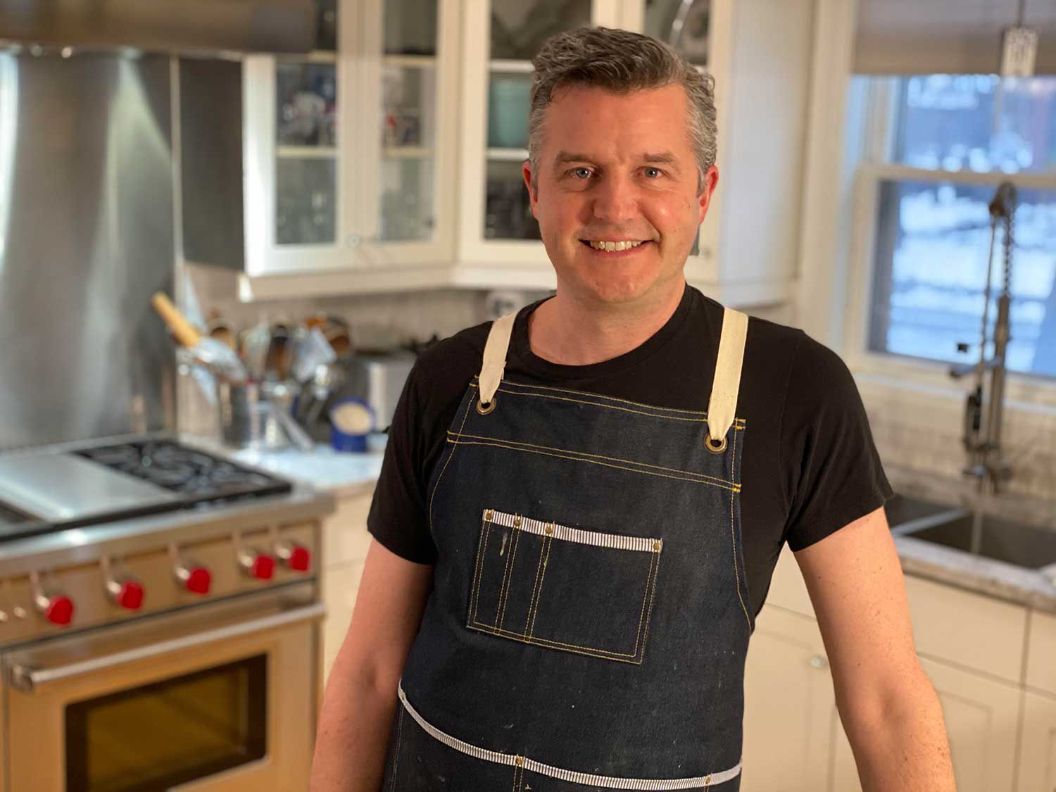"""As of press time, Robert Nelson has made 4,010 <em>Saveur</em> recipes, which he often reviews on our site. Look for his concise and to-the-point comments on recipes throughout <a href=""""https://www.saveur.com/"""">Saveur.com</a>."""