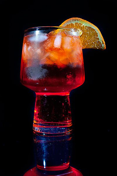 """Found all over Italy, the spritz is a classically Venetian cocktail of prosecco mixed with a bitter aperitif and soda water. Get the recipe for <a href=""""https://www.saveur.com/article/Recipes/Spritz/"""">Spritz</a>"""