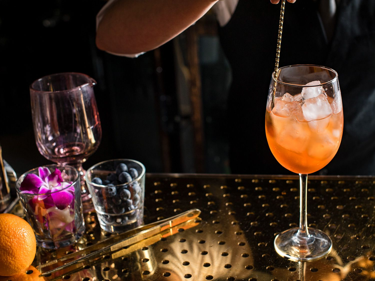 Go beyond the ubiquitous Aperol spritz, and try one of these refreshing riffs on the classic fizzy formula.