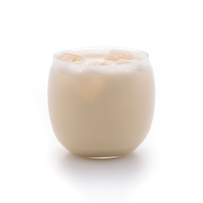 "This smooth and sweet vintage cocktail is a cream-based variation on the vodka and coffee liqueur libation that became known as the Black Russian in the late '40s. Some credit the White Russian's resurgence in popularity to 1998 cult classic The Big Lebowski, in which the lead character ""The Dude"" consumes little else. Get the recipe for <a href=""https://www.saveur.com/article/recipes/white-russian/"">White Russian</a>"