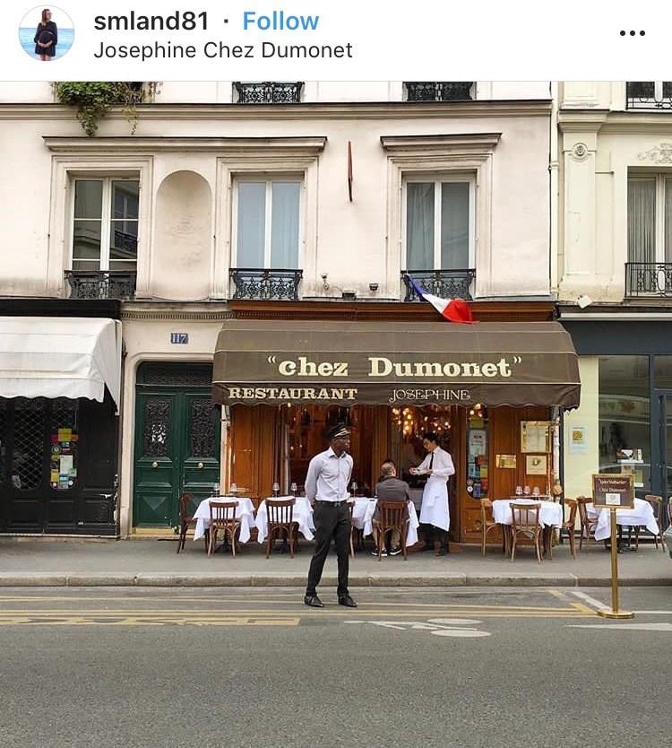 Josephine Chez Dumonet Paris
