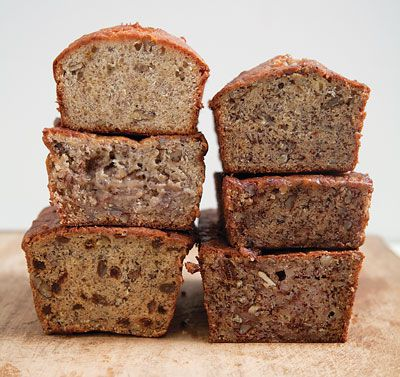 "Bananas and pecans come together in an exceptionally moist quick-bread from food editor Ben Mim's mom—it's irresistible at any time of day. Get the recipe for <a href=""https://www.saveur.com/article/Recipes/Moms-Banana-Bread/"">Mom's Banana Bread</a>"