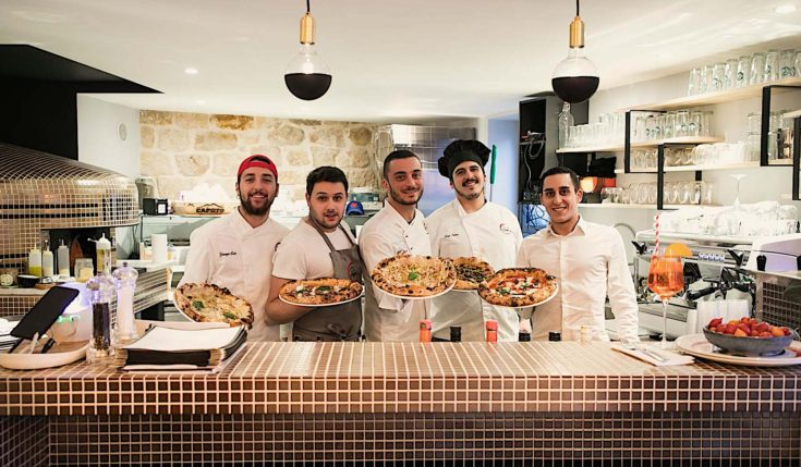 Peppe pizzeria - the pizza makers @divinemenciel