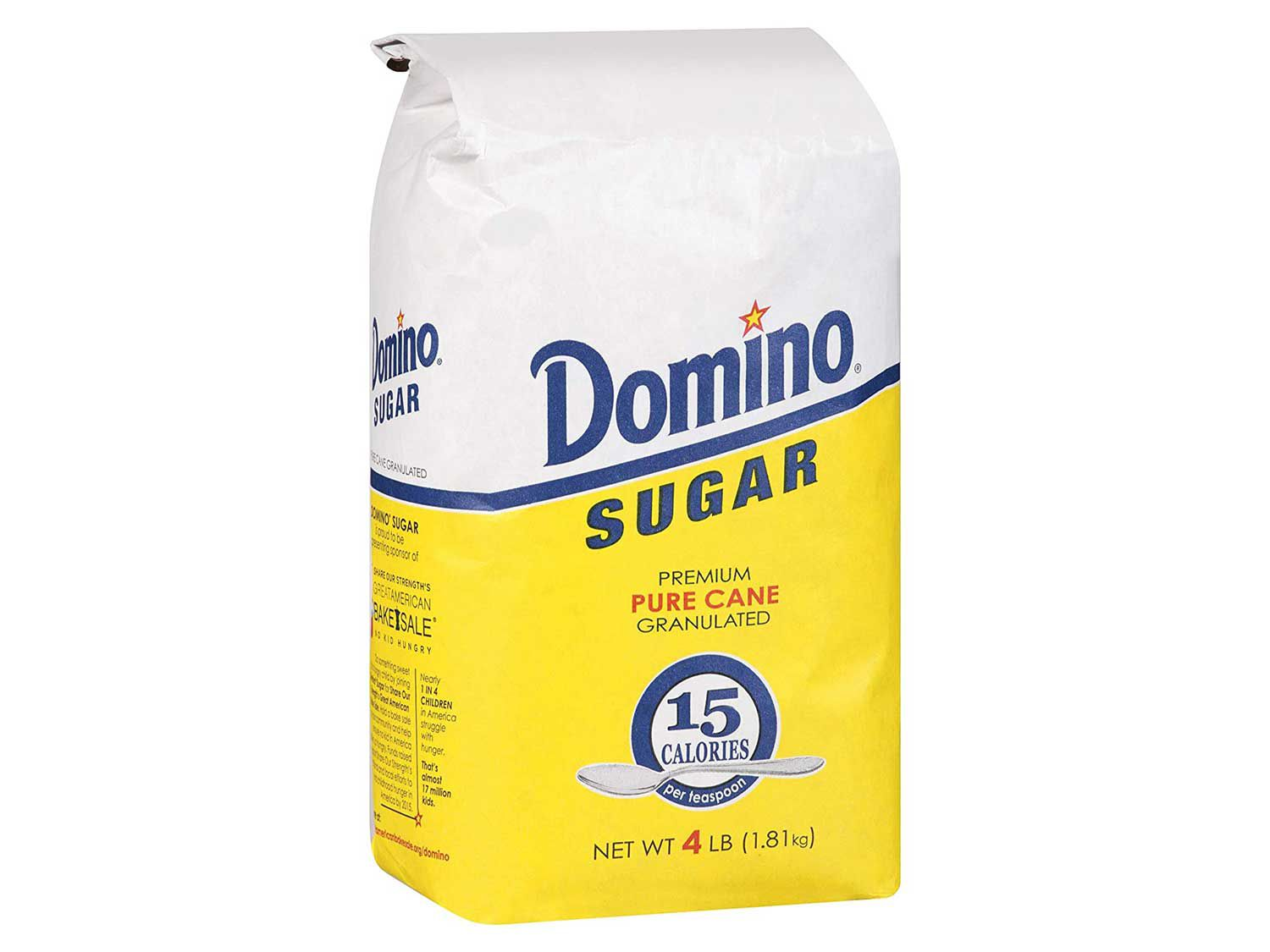 """When a recipe calls for """"sugar,"""" this is what most people reach for."""