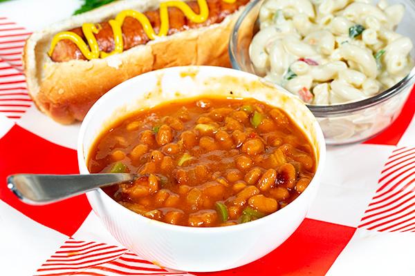easy instant pot baked beans 2