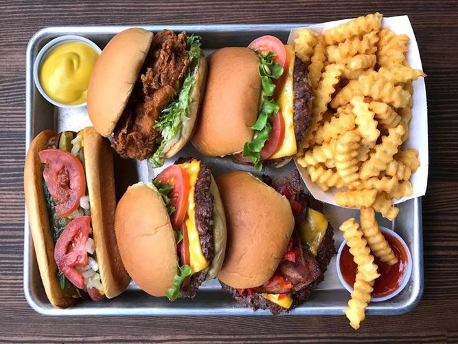Rejoice: The fast-casual burger chain Shake Shack has opened a location in University Village.