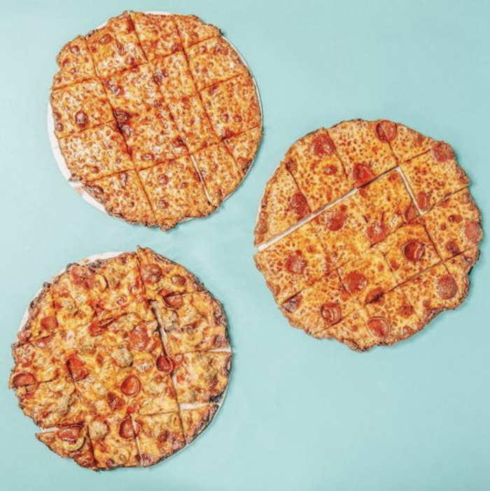Its not (just) delivery, its La Dive: The Capitol Hill natural wine bar now sells its own frozen pizzas.