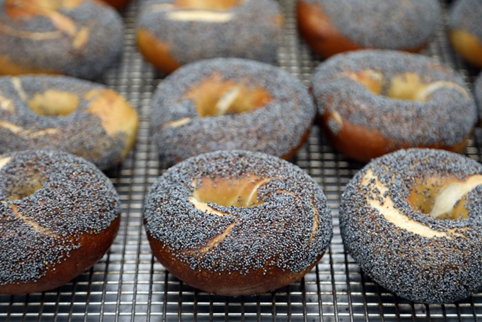 Seattles bagel scene just got a little bigger: The popular bagel business Rubinstein Bagels has opened its first shop downtown.