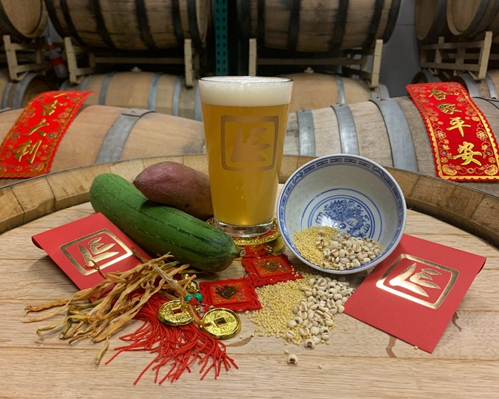 As per yearly tradition, the Ballard brewery Lucky Envelope will be unveiling several new flavors for Lunar New Year.