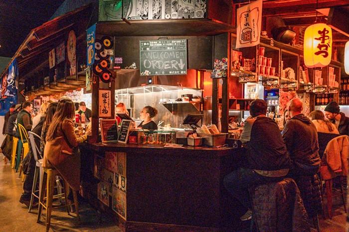 Top Chef: Portland star Shota Nakajimas bar Taku is back open for indoor dining.